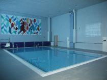 Малый бассейн площадью 57 м